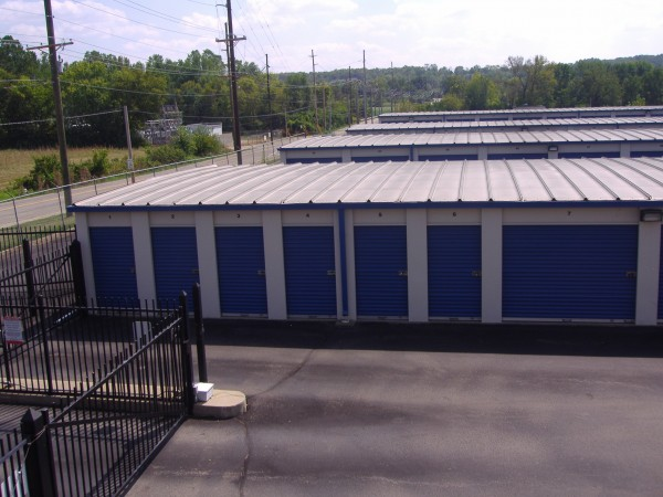 Exterior of Storage Unit
